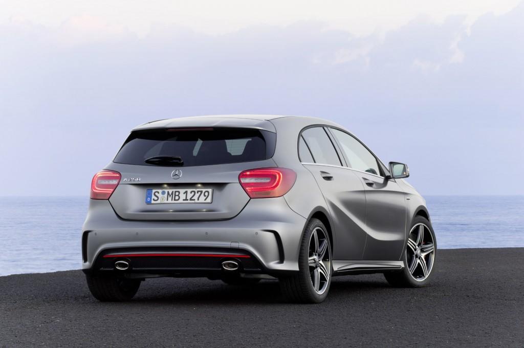 ข่าวรถใหม่-เมอร์เซเดส-เบนซ์-เอ-250-สปอร์ต-Mercedes-Benz-A-250-Sport