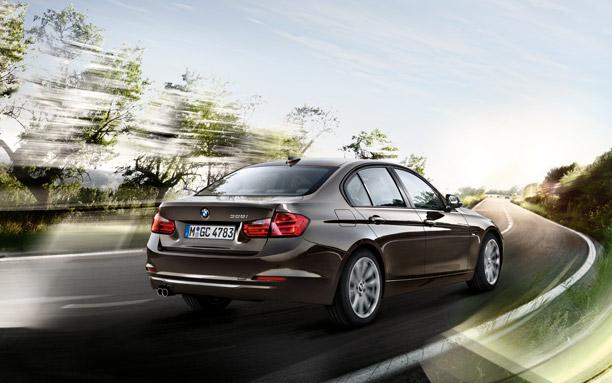 บีเอ็ม ซีรี่ย์ 3 BMW Series 3 (1)