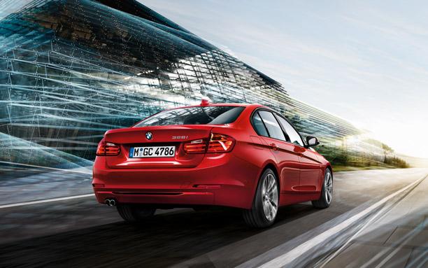 บีเอ็ม ซีรี่ย์ 3 BMW Series 3 (2)
