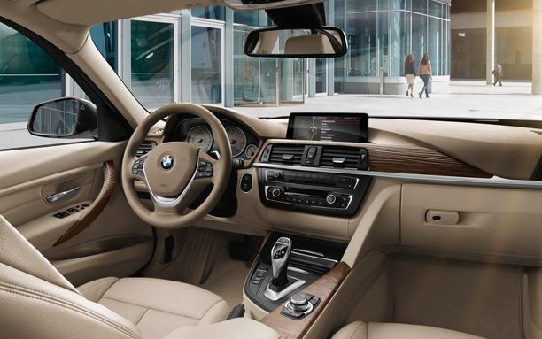 ภายใน BMW Series 3