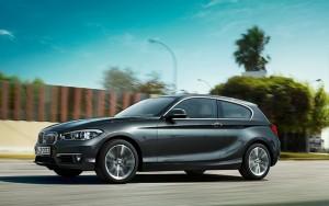 รถใหม่ BMW Series 1  (1)