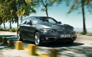 รถใหม่ BMW Series 1  (2)