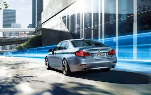 รถ BMW ActiveHybrid 5