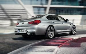 ราคารถใหม่สอง BMW M6 Gran Coupe บีเอ็มดับเบิลยู เอ็ม6 เเกรน คูเป้