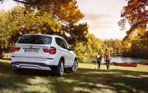 ราคารถใหม่ BMW X3