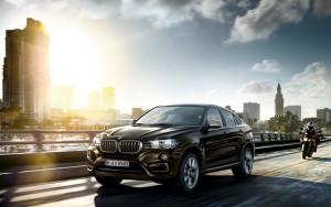ราคารถ BMW X6
