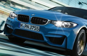 ราคา BMW M3 Sedan (1)