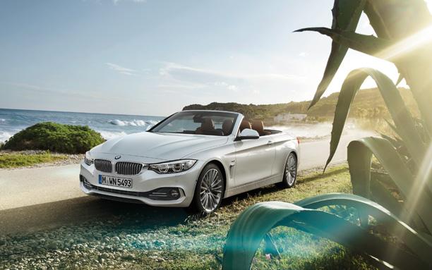 ราคา BMW M4 Convertible