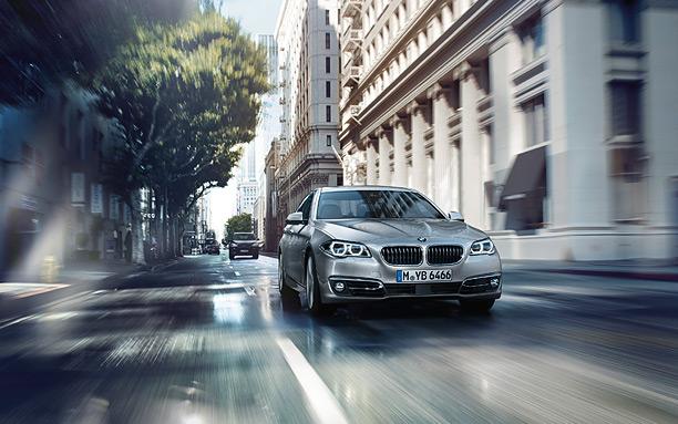 ราคา BMW Series 5