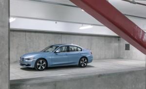 BMW ActiveHybrid 3 บีเอ็มดับเบิลยู แอคทรีฟไฮบริด 3 (1)