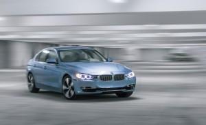 BMW ActiveHybrid 3 บีเอ็มดับเบิลยู แอคทรีฟไฮบริด 3 (2)