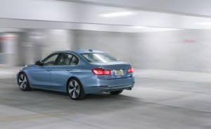 BMW ActiveHybrid 3 บีเอ็มดับเบิลยู แอคทรีฟไฮบริด 3 (3)
