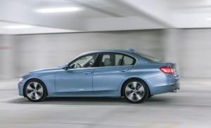BMW ActiveHybrid 3 บีเอ็มดับเบิลยู แอคทรีฟไฮบริด 3 (4)