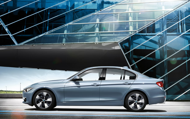 BMW ActiveHybrid 3 (3)