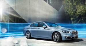 BMW ActiveHybrid 5 ข้อมูลและ ราคา บีเอ็มดับเบิลยู แอคทรีฟไฮบริด 5