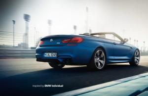 BMW M6 Convertible บีเอ็มดับเบิลยู เอ็ม6 คอนเวิลทิเบิล
