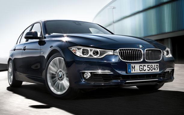 BMW Series 3 ปี 2016