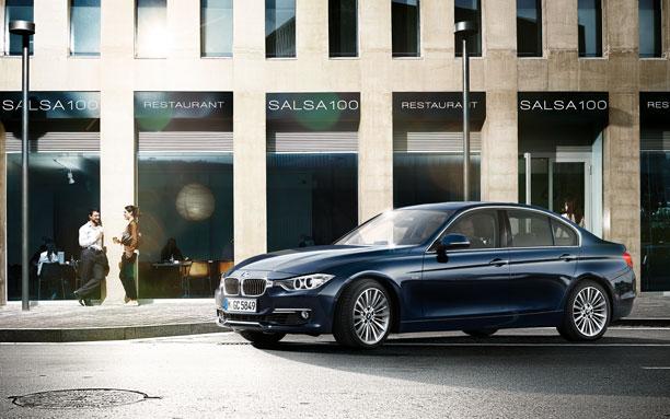 BMW Series 3 2015