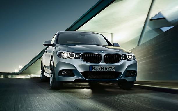 BMW Series 3 Gran Turismo และ ราคา BMW เกรท ทัวริสโม่ (1)