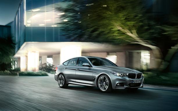 BMW Series 3 Gran Turismo  (1)