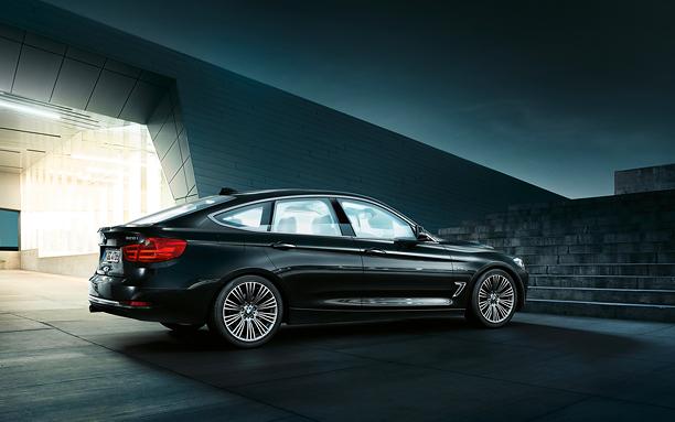 BMW Series 3 Gran Turismo  (2)