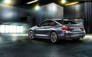 BMW Series 4 Coupe มือสอง
