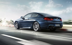 BMW Series 6 Coupe