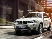 BMW X3 ใหม่ และ ราคารถ บีเอ็มดับเบิลยู เอ็กซ์3