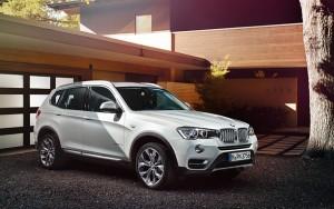 BMW X3 ใหม่ 2016