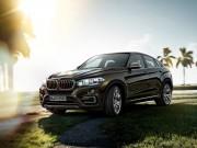 BMW X6 ใหม่ ข้อมูลและราคา บีเอ็มดับเบิลยู เอ็กซ์ 6