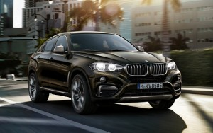 BMW X6 ใหม่