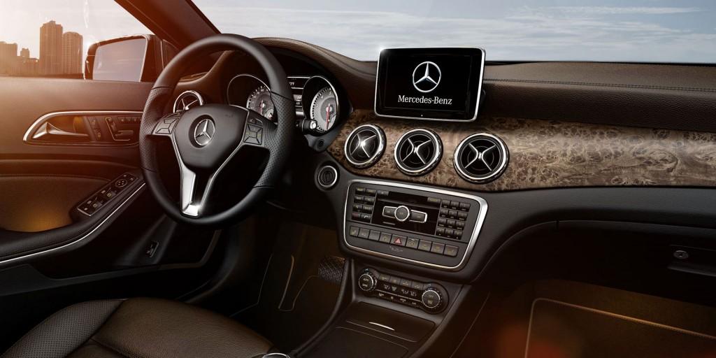 Benz GLA-Class