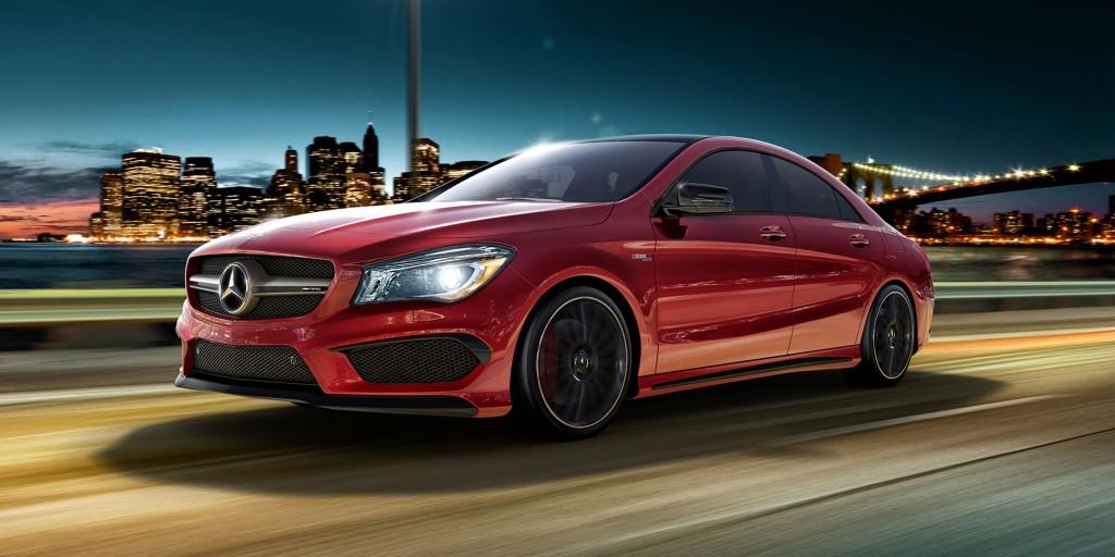 Mercedes-Benz CLA 180 Urban เมอร์เซเดส-เบนซ์ ซีแอลเอ 180 เออเบิล