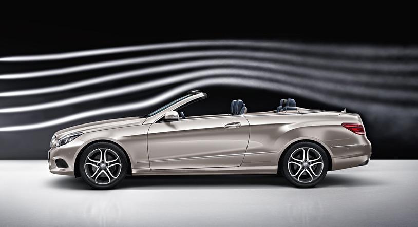 Mercedes-Benz E 200 Cabriolet-1