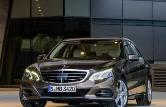 Mercedes-Benz E 300 BlueTEC HYBRID อี 300 บลูเทค ไฮบริด