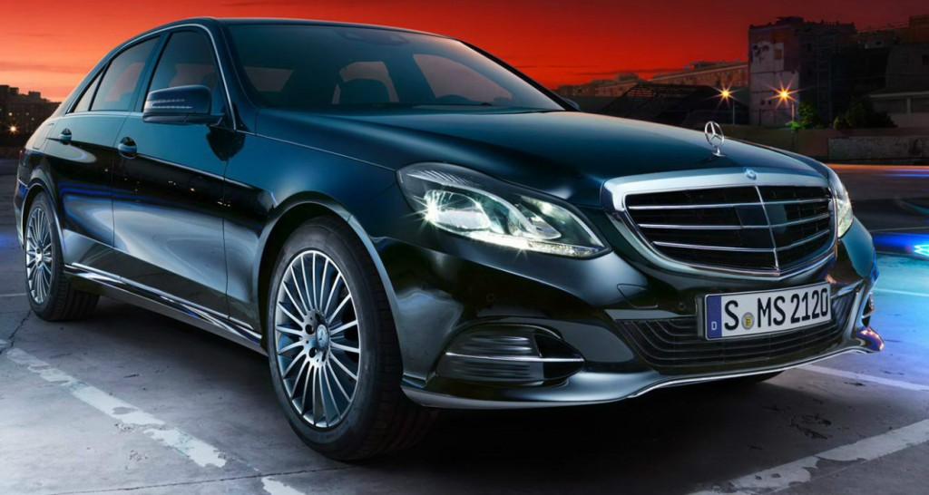 Mercedes-Benz E 300 BlueTEC HYBRID