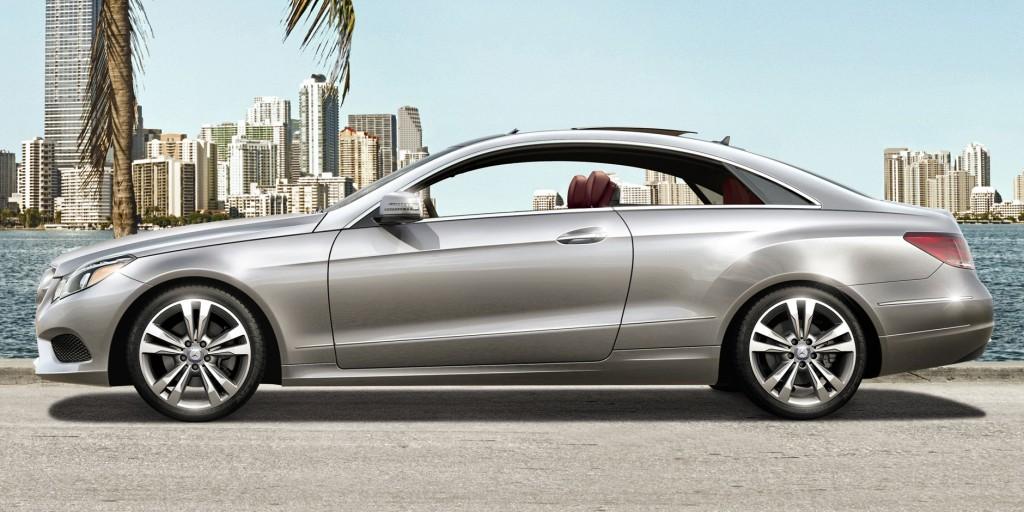 Mercedes-Benz E-Class Coupe เมอร์เซเดส-เบนซ์ อี 200 คูเป้