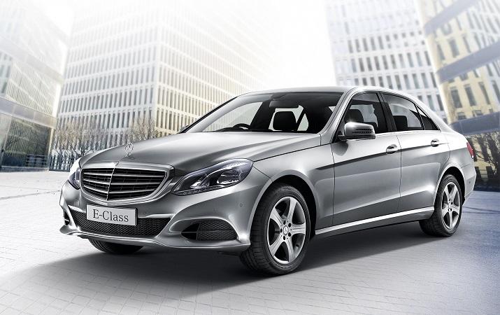 Mercedes-Benz E200 Executive-1