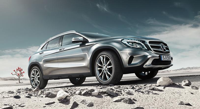 Mercedes-Benz GLA-Class-1