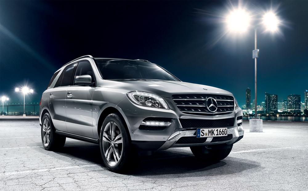 Mercedes-Benz ML 250 CDI AMG Dynamic