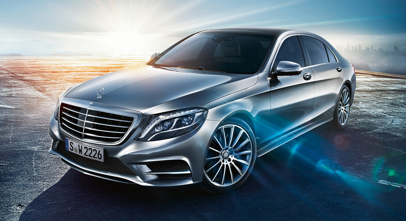 Mercedes-Benz S 300 BlueTEC HYBRID-2