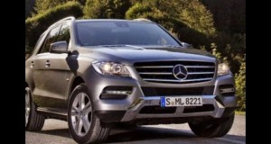 Mercedes-Benz ML 250 CDI AMG Dynamic