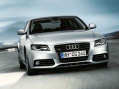 Audi A4-ด้านหน้า