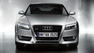 Audi A5 Coupe-ดุเข้ม