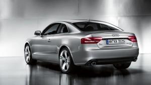 Audi A5 Coupe-ด้านท้าย
