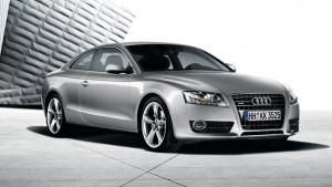 Audi A5 Coupe-ด้านหน้า