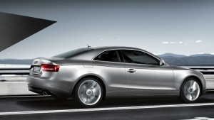 Audi A5 Coupe-สวยหรูดูดี