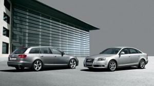 Audi A6 Avant-สองสไตล์