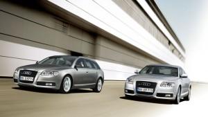 Audi A6 Avant-สองเเบบ