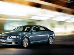 Audi A6 Saloon-สมรรถนะเเรงๆ